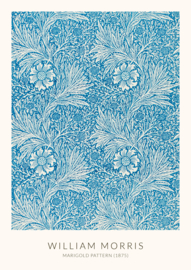 Poster William Morris - Marigold pattern (1875)
