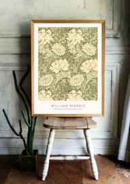 Poster William Morris - Chrysanthemum pattern (1877)