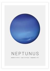 Poster van Neptunus