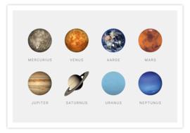 Poster van Uranus