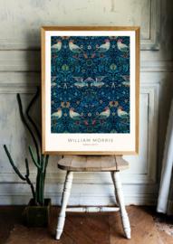 Poster William Morris - Birds (1877)