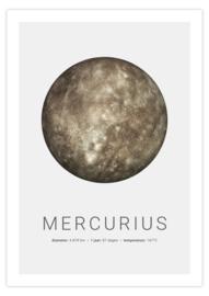 Poster van Mercurius