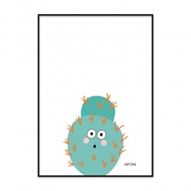 Poster Mama cactus
