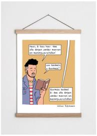 Cartoon 'Zonder morren'