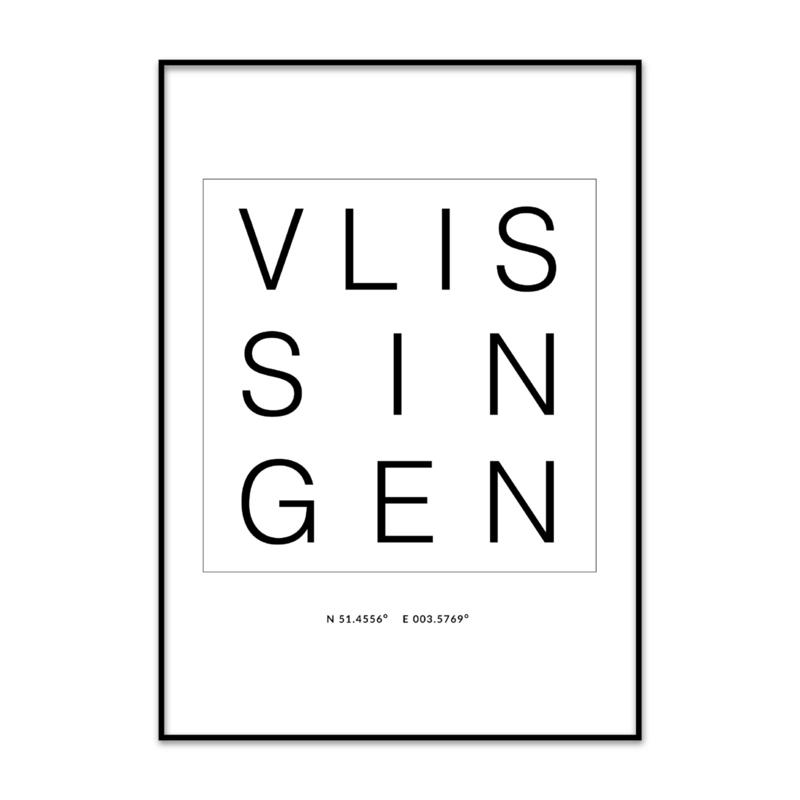 Poster Vlissingen