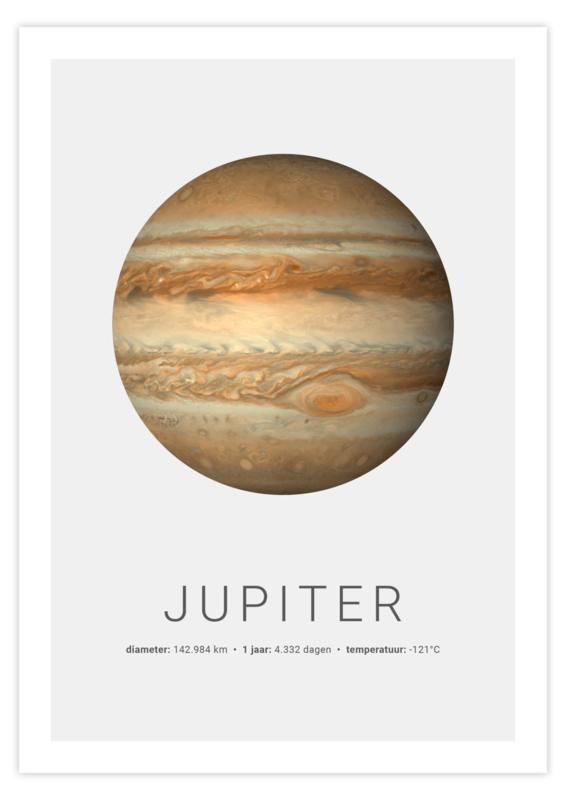 Poster van Jupiter