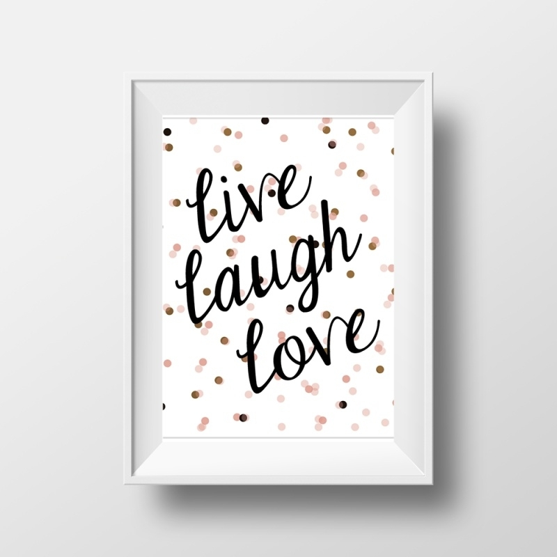 live - laugh - love