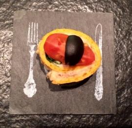 Tortilla met tonijn