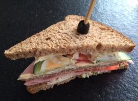Sandwich gezond