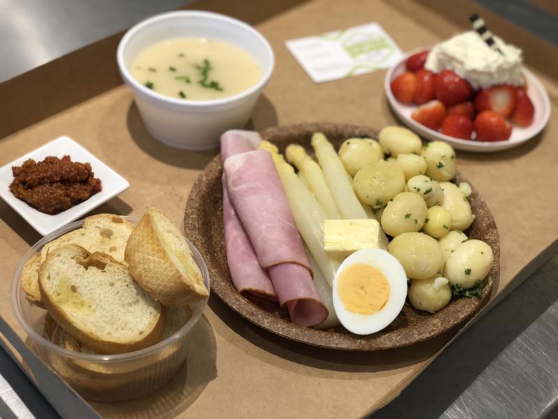 OMT (onze maaltijd tray)