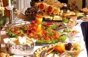 Luxe Koud buffet