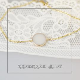 Armband Moedermelk Basic Goud