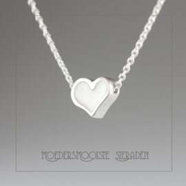 Collier Luca Solid Heart
