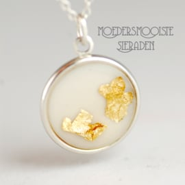 Collier Moedermelk Goldflakes