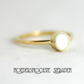Ring Sublime Goud Design