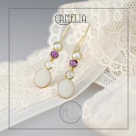 Camelia Oorsieraden #1 Gold