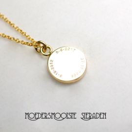 Collier Moedermelk Queen