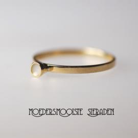 Ring Fleur Geelgoud