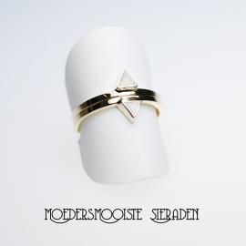 Ring Goud Cloé