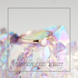Ring Bright Eye Roségoud