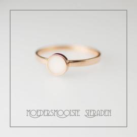 Ring Femine Rosé goud