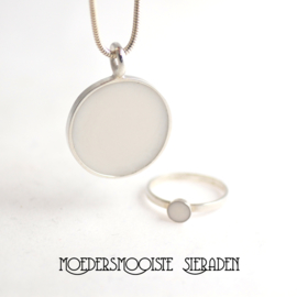 Collier Moedermelk Rond Classic