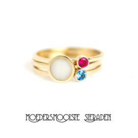 Ring Femine Geelgoud