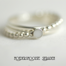 Ring Marlou Zilver