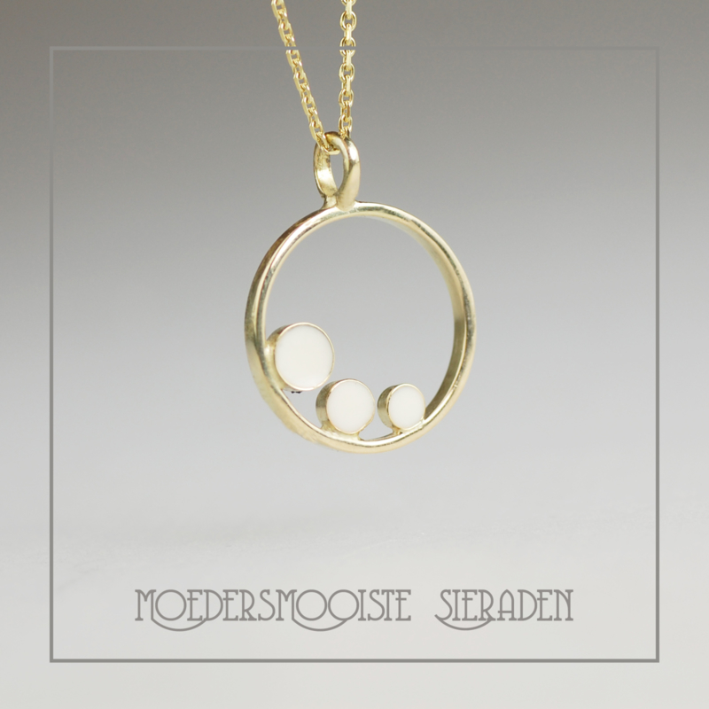 Collier Moedermelk Design Grown