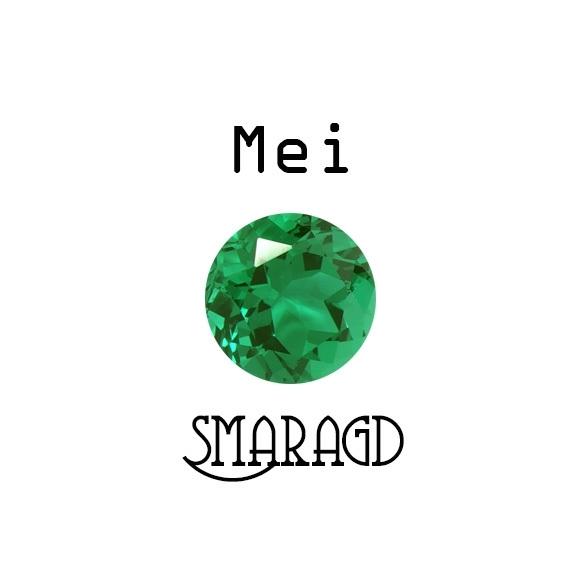 Geboortesteen Mei Smaragd