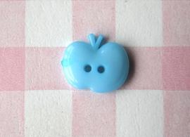Knoop appel Azuurblauw