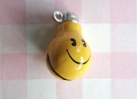 Belletje geel lampje