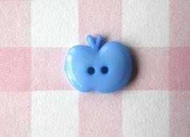 Knoop appel Lichtblauw