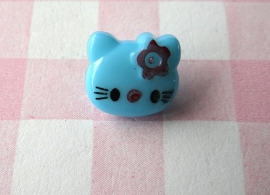 Hello Kitty blauw