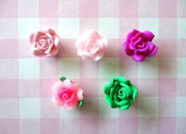 Kraal fimo roos