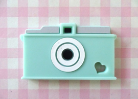 Teether camera mint