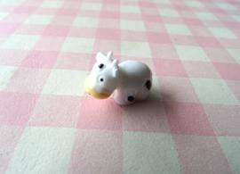 Miniatuur koetje