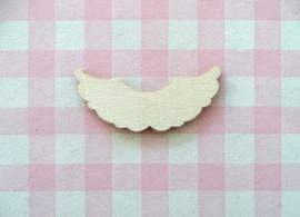 Houten vleugels klein