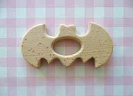 Teether hout Batman