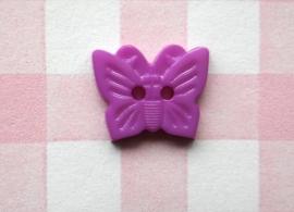 Knoop vlinder lila