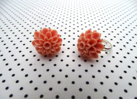 Ring chrysant zalm