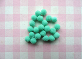 Pompom 8 mm mint