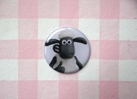 Epoxy sticker Shaun het schaap