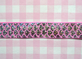 Zeemeerminlint roze