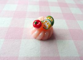 Miniatuur taartje