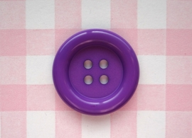 Knoop rond paars