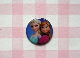 Epoxy sticker Anna en Elsa