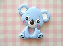 Teether koala blauw