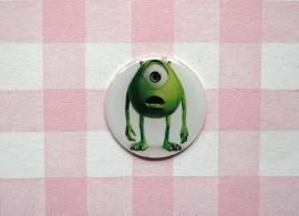 Epoxy sticker Monsters