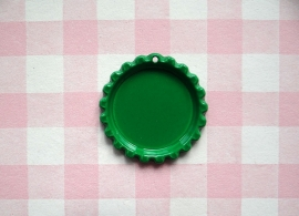 Bottle cap groen